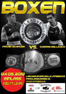 plakat aichinger vs. grillitsch